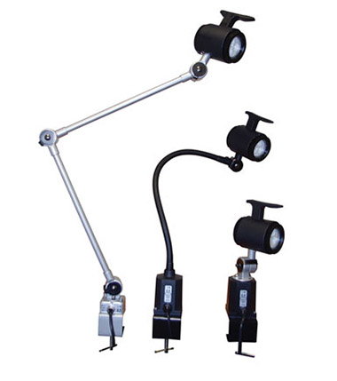 Led 3 Machine Lamp