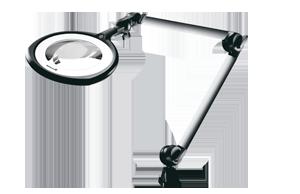 Waldmann Tevisio LED Magnifier